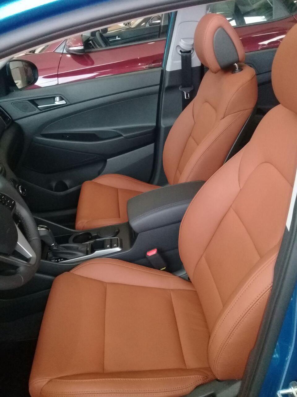 tapizado de cuero Hyundai Tucson 02 | Tapizados Gestald